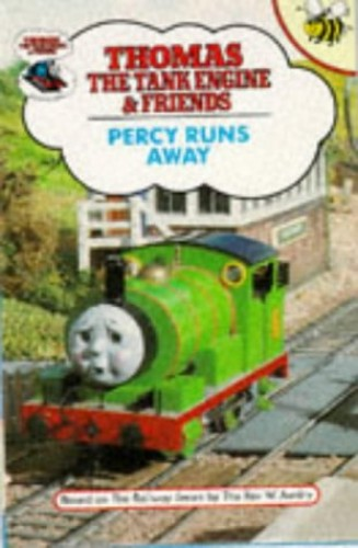 Percy Runs Away By Rev. Wilbert Vere Awdry