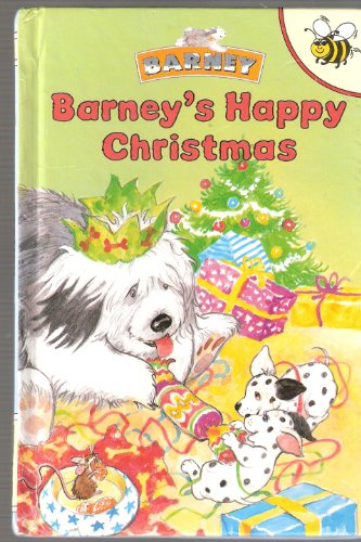 Barney's Happy Christmas By Mary Risk