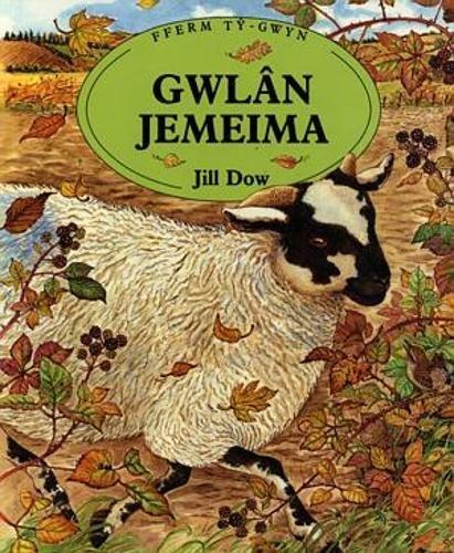 Cyfres Fferm Ty-Gwyn: Gwlan Jemeima By Jill Dow