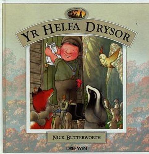 Persi, Ceidwad y Parc: Helfa Drysor, Yr By Nick Butterworth