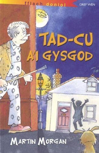 Cyfres Fflach Doniol: Tad-Cu a'i Gysgod By Martin Morgan