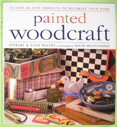 Painted Woodcraft By Stewart Walton