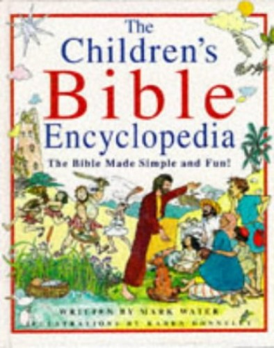 The Children's Bible Encyclopedia By Rhona Pipe
