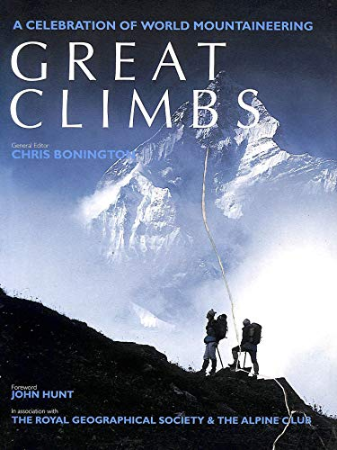 Great Climbs by Chris Bonnington