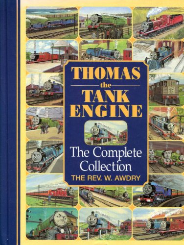 Thomas Complete Collection by (delete) Awdry