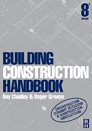 Building Construction Handbook by Roy Chudley