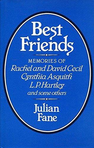 Best Friends By Julian Fane