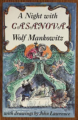 A Night with Casanova By Wolf Mankowitz