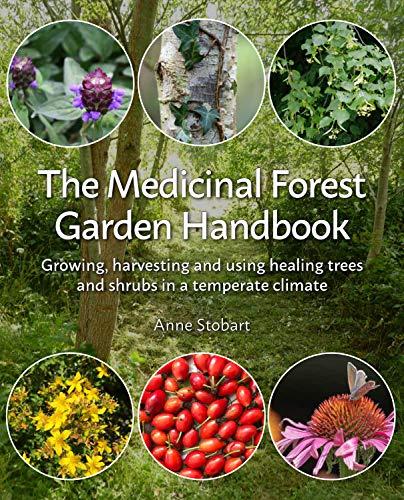 The Medicinal Forest Garden Handbook By Anne Stobart