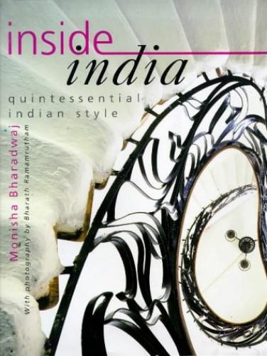 Inside India By Monisha Bharadwaj