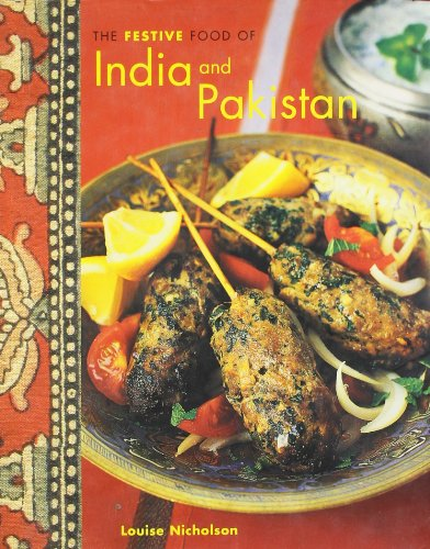 Festive-Food-of-India-and-Pakistan-by-Nicholson-Louise-Other-book-format-Book