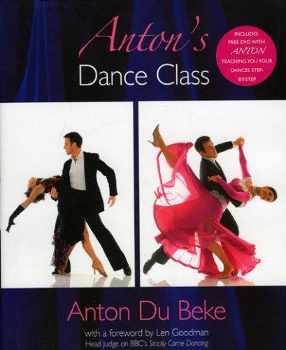 Anton's Dance Class By Anton Du Beke