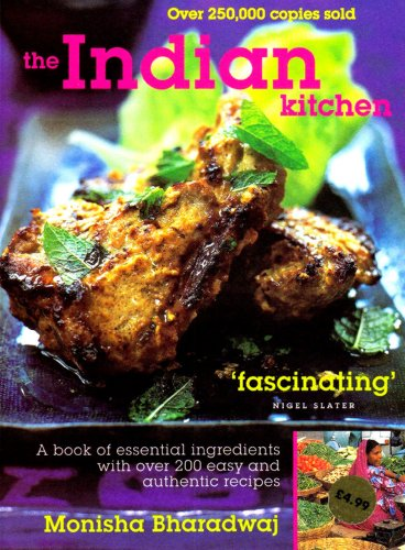 Indian Kitchen By Monisha Bharadwaj