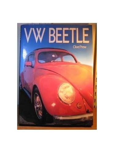 Vw Beetle By Clive Prew