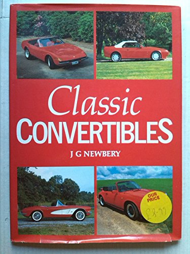 Classic-Convertibles-by-Newbery-J-G-1856273024-The-Cheap-Fast-Free-Post