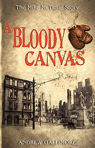 A Bloody Canvas By Andrew Gallimore