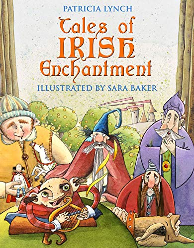 Tales of Irish Enchantment By Patricia Lynch