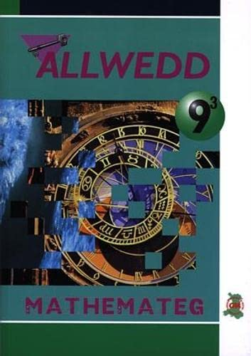 Allwedd Mathemateg 9/3 By David Baker