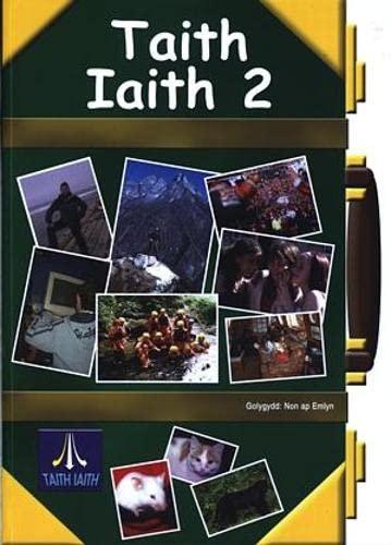 Taith Iaith 2: Llyfr Cwrs By Non ap Emlyn