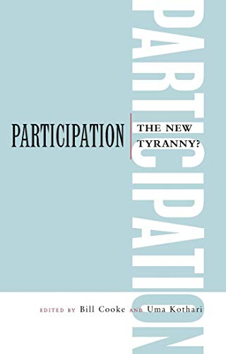 Participation By Edited by Bill Cooke