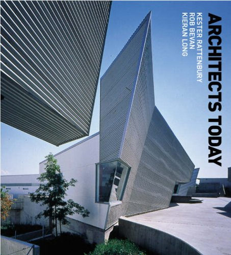 Architects Today by Kester Rattenbury