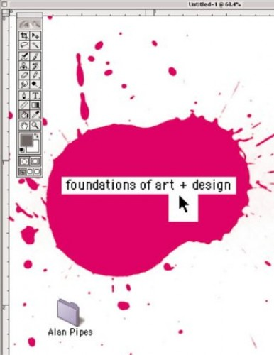 Foundations of Art and Design By Alan Pipes