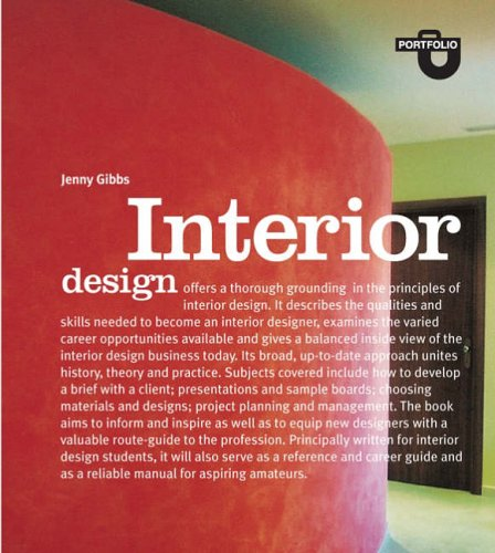 Interior Design (Portfolio Series) By Jenny Gibbs