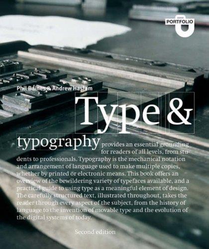 Type and Typography (Portfolio) By Phil Baines