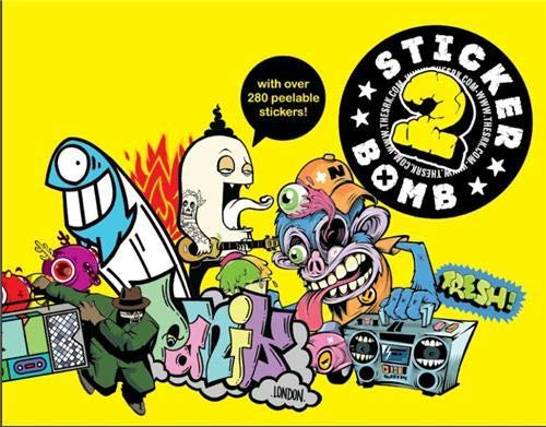 Stickerbomb 2 By Studio Rarekwai (SRK)