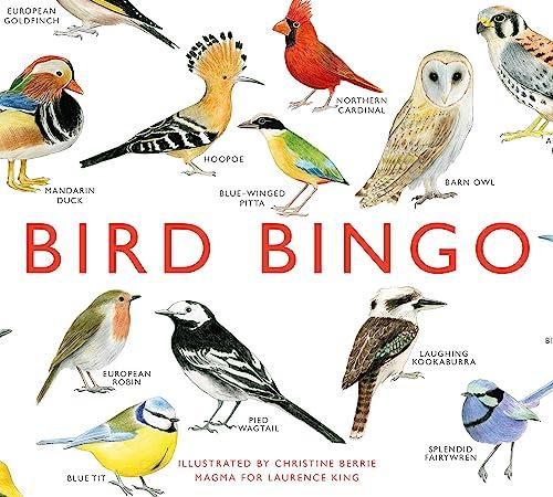 Bird Bingo (Magma for Laurence King) By Christine Berrie