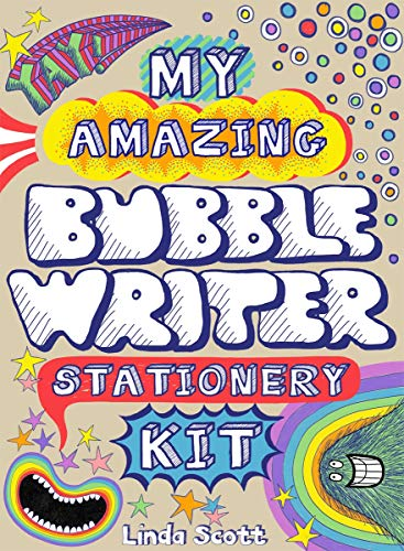 My Amazing Bubble Writer Stationery Kit By Linda Scott