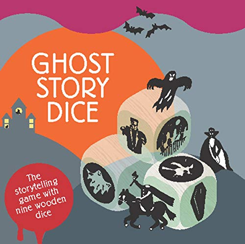 Ghost Story Dice By Hannah Waldron