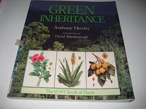 Green Inheritance By Anthony Huxley