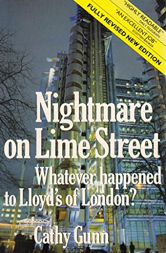 Nightmare on Lime Street By Cathy Gunn