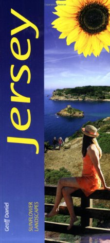 Jersey: Car Tours and Walks (Landscapes) By Geoff Daniel