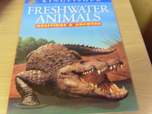 Freshwater Animals By Michael Chinery