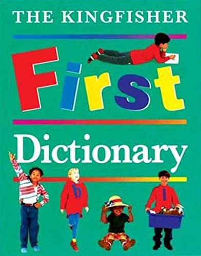 My First Dictionary By Angela Crawley