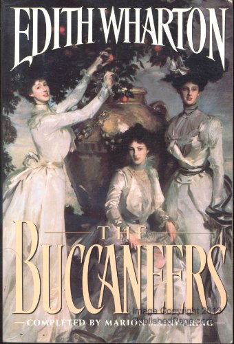 The Buccaneers, The By Edith Wharton