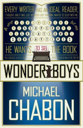 Wonder Boys By Michael Chabon Used Very Good