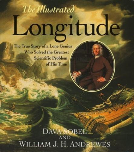 Longitude: Illustrated Edition by Dava Sobel