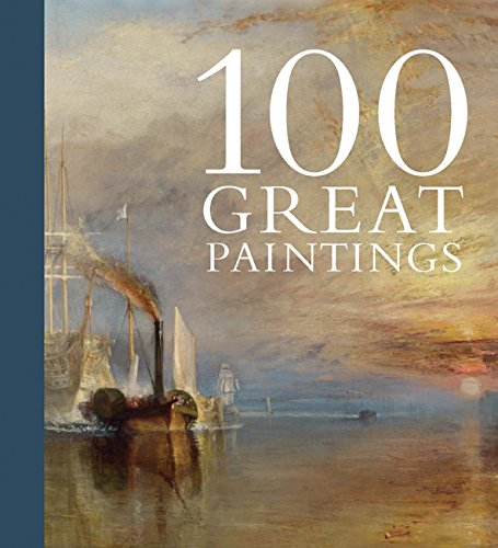 One Hundred Great Paintings (National Gallery Company) By Louise Govier