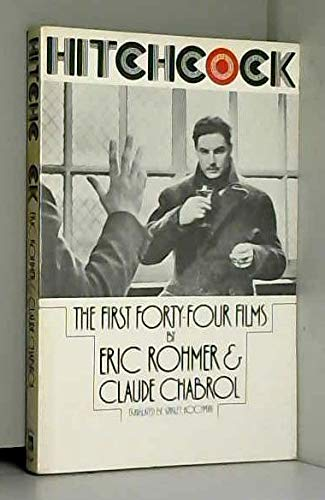 Hitchcock By Eric Rohmer