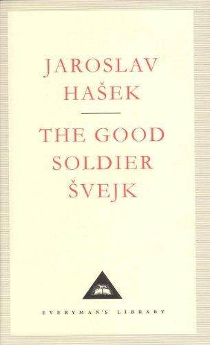 The-Good-Soldier-Svejk-Everyman-039-s-Library-Classics-by-Jaroslav-Hasek-Hardback