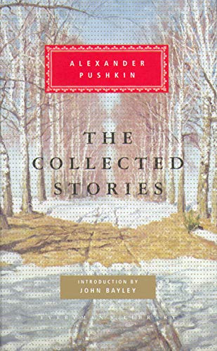 The Collected Stories By Aleksandr Sergeevich Pushkin