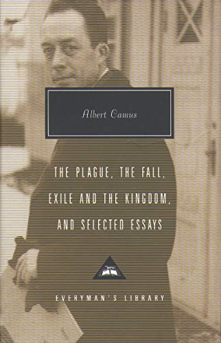 the plague by albert camus essay Inexperienced minds in albert camus' the plague essay inexperienced minds in the plague the town itself, let us admit, is ugly these are the words of dr bernard rieux, the narrator of albert camus the plague.
