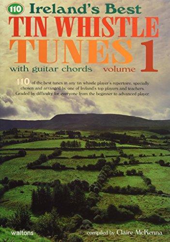 Ireland's Best Tin Whistle Tunes By Claire McKenna