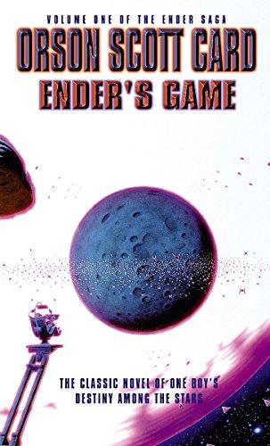 Ender's Game (Ender Saga) By Orson Scott Card