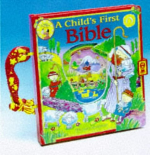 A Child's First Bible by G.Brian Karas