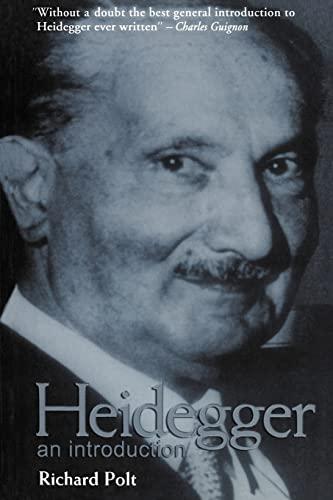 Heidegger By Richard Polt