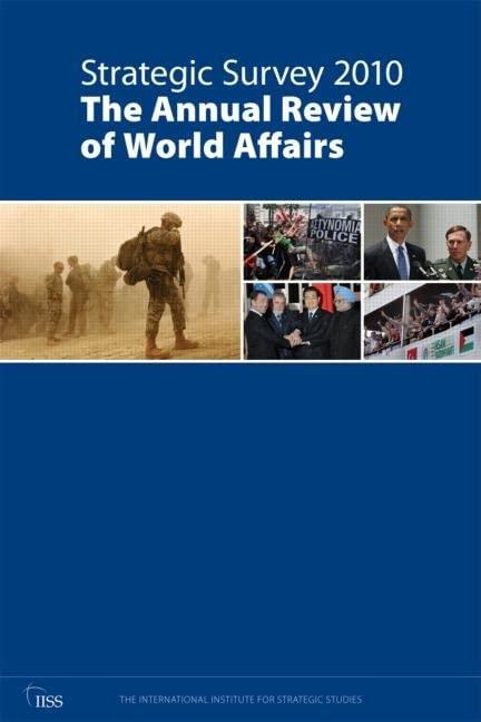 Strategic Survey 2010 By The International Institute of Strategic Studies, (IISS)